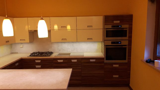 Meble kuchenne, szafy na wymiar, zabudowa wnętrz