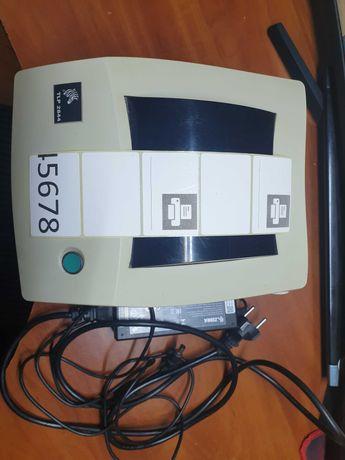 Принтер этикеток ZEBRA TLP2844 отличное состояние