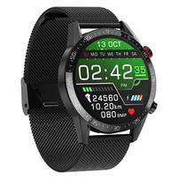 PROMOCJA! Zegarek męski SmartWatch L13 Ciśnieniomierz EKG ROZMOWY IP68