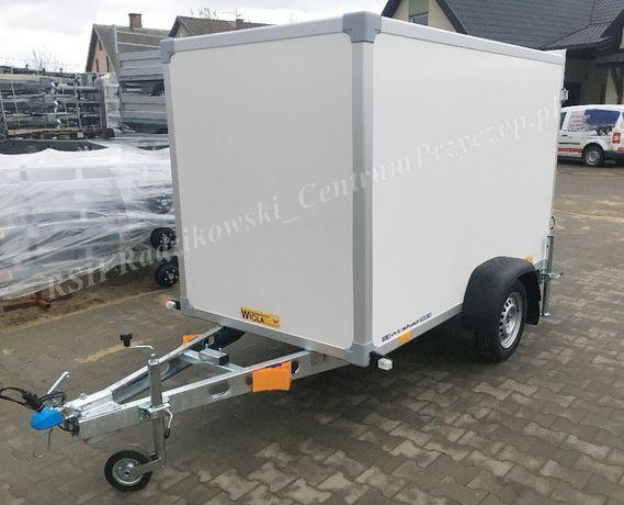 Przyczepa WIOLA Kontener Cargo dł. 250x szer130xwys145cm PRZYCZEPY RSH