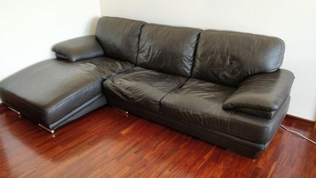 Sofá novo chaise