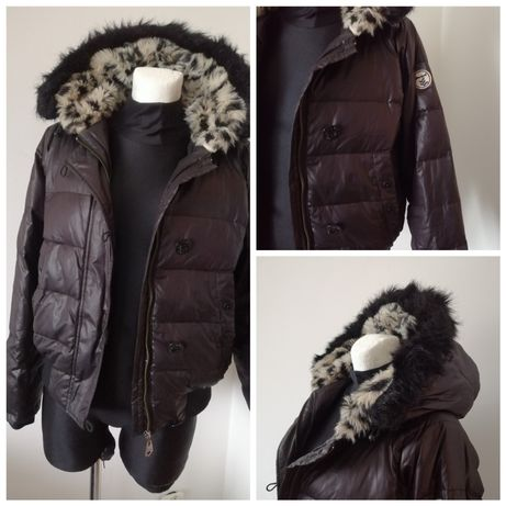 Kurtki i płaszcze jesienno- zimowe.