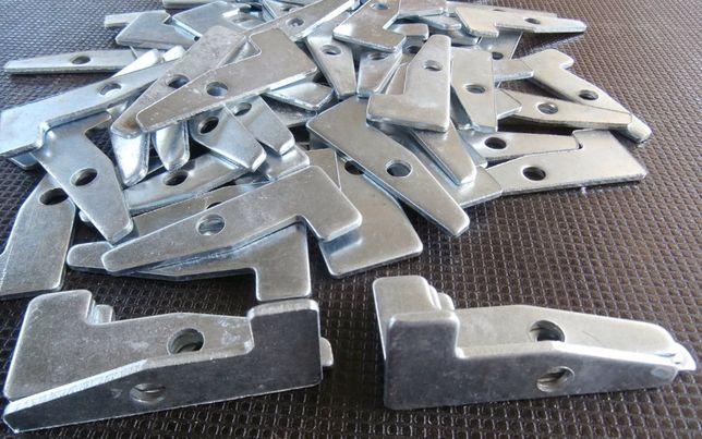 Cunhas Zincadas para Distanciador e Gravata de Cofragem - Novo