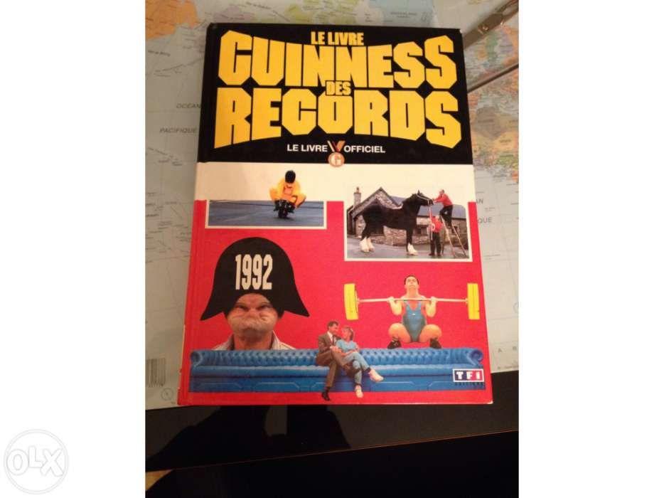 Livro Guiness Records Espinhosela - imagem 1
