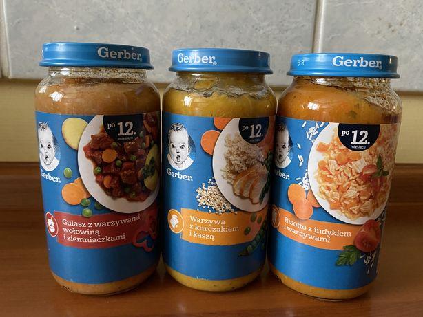Obiad Gerber