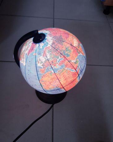 Глобус - Настільна лампа