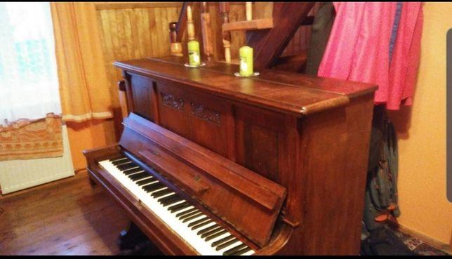Pianino Ed Seiler - Antyk