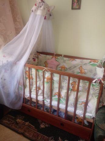 Ліжечко дитяче від 0-3 років