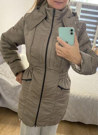 Слинго куртка. Куртка для беременных. Куртка 4в1