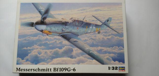 Messerschmitt BF 109G-6 Hasegawa