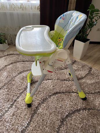 Продамо дитяче крісло для годування Chicco Polly