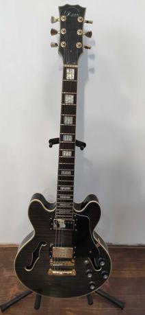 Sprzedam/Wymienię Gitara RAVEN Mini 335 TBK
