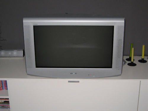 Tv Televisão Sony Trinitron KV-28LS35, 71cm impecável som e imagem