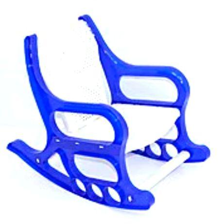 Кресло детское синее