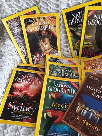 National Geographic 1999/2000