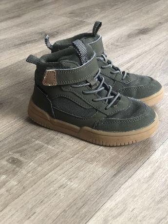 Ботинки, хайтлры, кроссовки демисезонные h&m