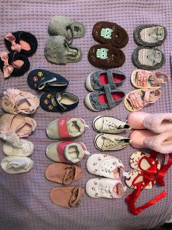 Dzieciece buciki