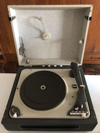 Gira Discos Vintage - Dual 1007A