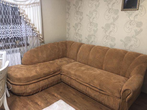 Угловий диван , розкладний