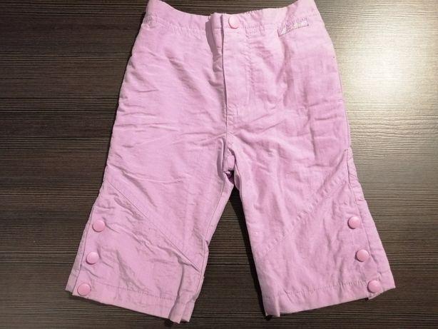 Spodnie ocieplane r 68