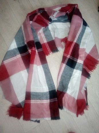 Теплый шарф от Sinsay