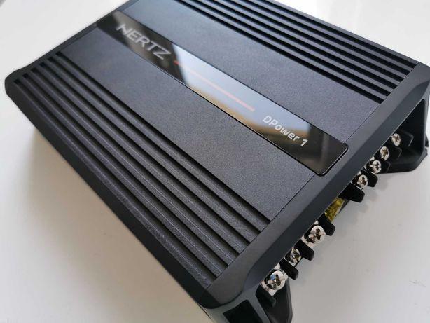 HERTZ DPOWER 1 wzmacniacz monoblok- 1kanał