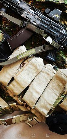 Ładownice 4xAK multicam AnA tactical sso, srvv, fsb