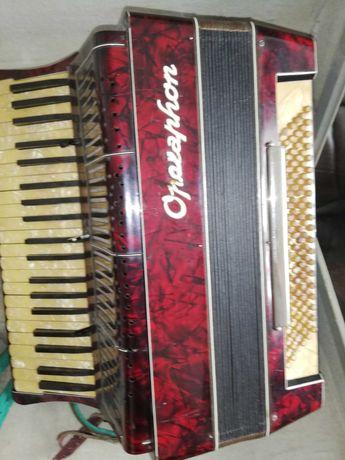 Akordeon operaphon 120 basów