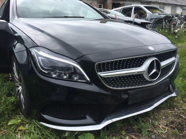 Розборка шрот запчастини Mercedes-Benz CLS W 218 219