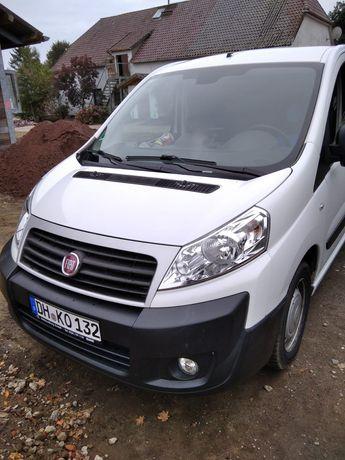 Fiat Scudo Long 2.0 JTD Klimatyzacja