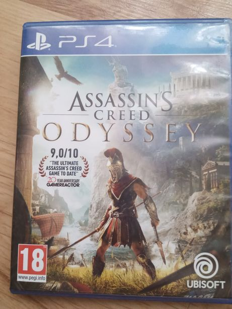 Assassin's Creed Odyssey PS4 PL