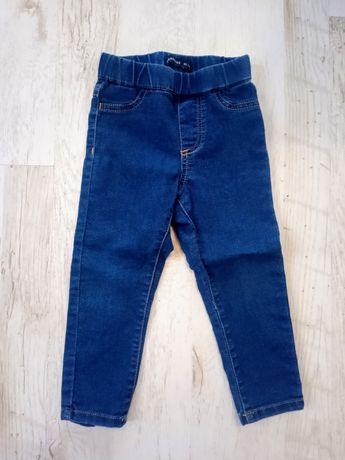 Spodnie rurki Reserved 92