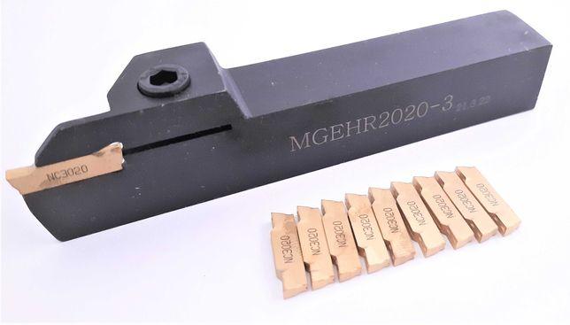 Nóż przecinak MGEHR 2020 K300 + 10 PŁYTEK MGMN 300