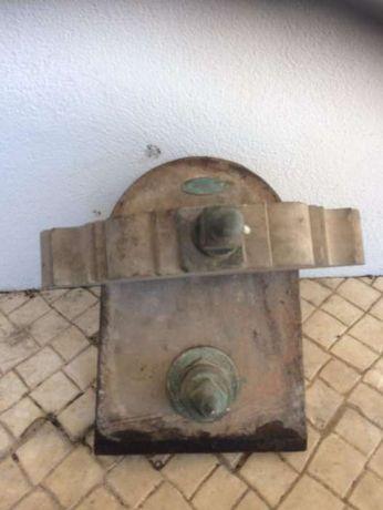 Tampas de tunéis antigos