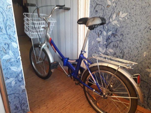 """Складной велосипед """"Десна"""""""