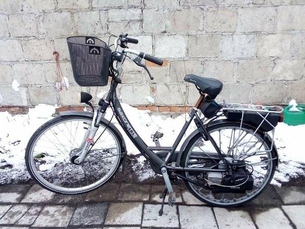 Rower spalinowy saxonette luxus