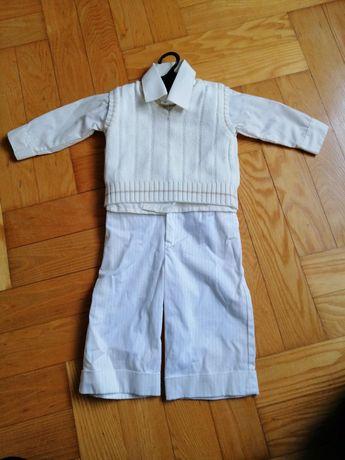 Oficjalny strój dla chłopca