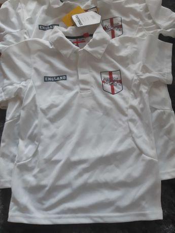 Koszulka piłkarska sportowa England
