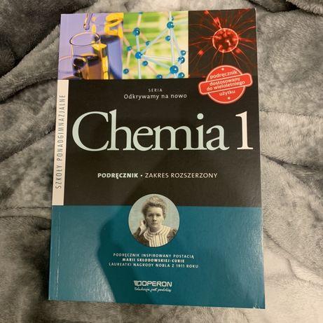 Podręcznik chemia 1 wydawnictwo Operon