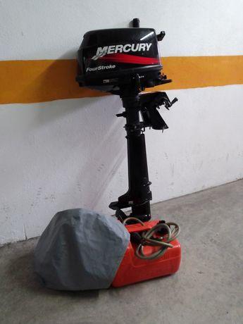 Mercury 6cv a 4 tempos