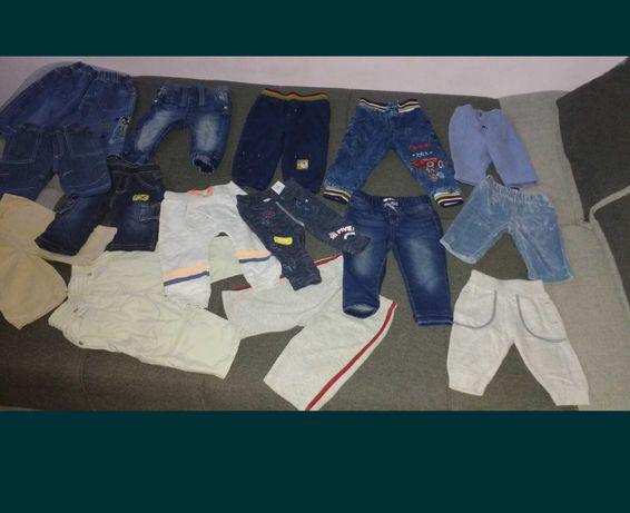 Spodnie chłopięce rozmiar 62-86