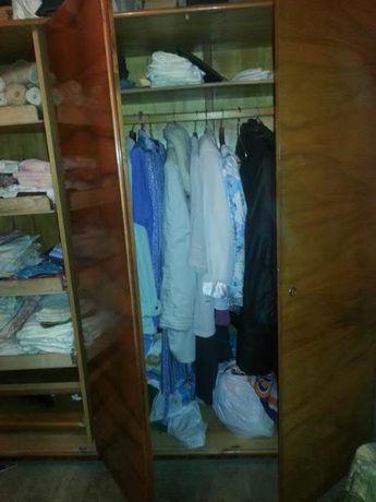 Шкаф для одежды 60-х годов