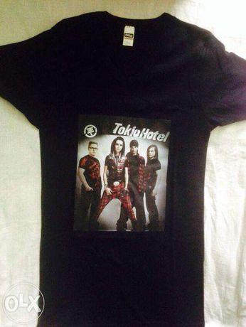 Футболка с Tokio Hotel