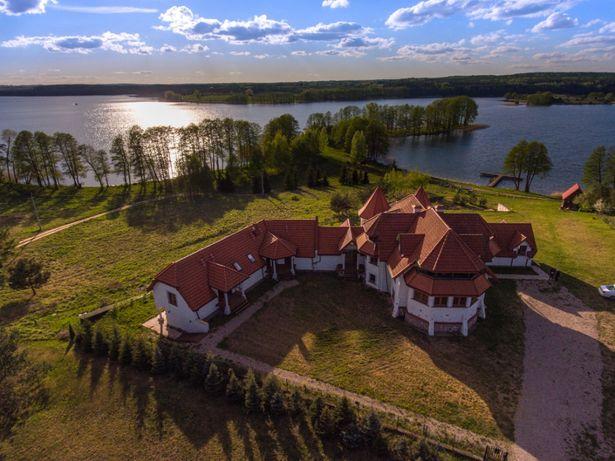 Pensjonat, restauracja i domki nad jeziorem plaża, Oferta powakacyjna