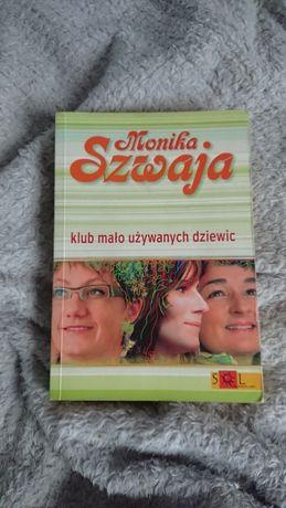 Klub mało używanych dziewic Monika Szwaja