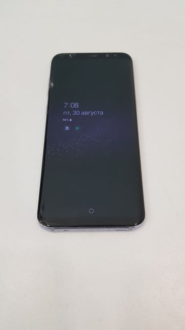Самсунг Galaxy S8Plus 64Gb (G955U) Orchid Gray,4000