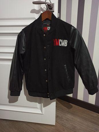 Куртка - бомбер на 10лет