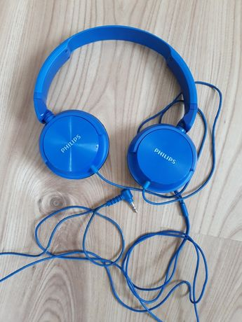 Słuchawki Philips (uszkodzone)