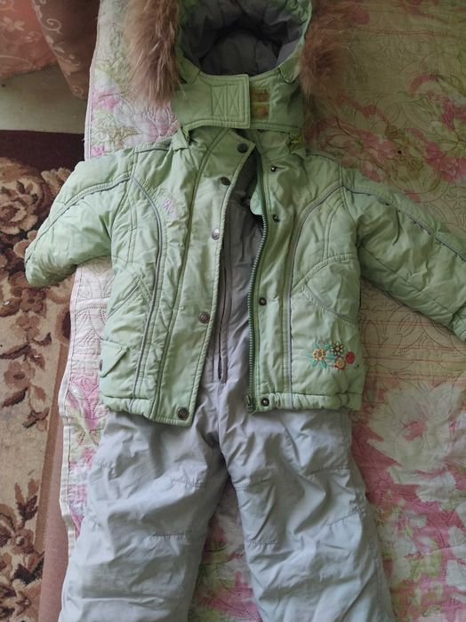 Зимний костюм на девочку Лисичанск - изображение 1