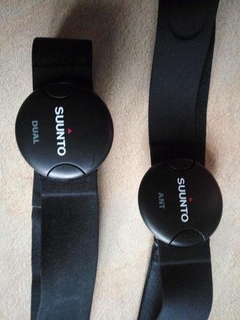 Suunto Dual Czujnik tętna pulsu pulsometr pas piersiowy do zegarków sp